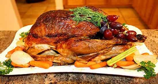 گوشت بوقلمون برای افراد دیابتی ؛ خاصیت گوشت بوقلمون برای قند خون