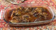 بهترین قسمت گوشت گوسفندی برای کباب ؛ گوشت دنده برای کباب