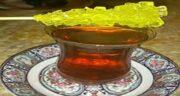 خواص نبات و چای ؛ فواید مصرف چای نبات و زعفران برای اعصاب