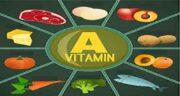 خواص ویتامین a برای چشم ؛ مصرف قرص ویتامین a برای تقویت چشم