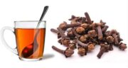 میخک در چای ؛ خاصیت میخک در چای ماسالا + چای هل و میخک