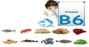 ویتامین b6 برای بدنسازی ؛ ویتامین b6 را چه زمانی بدنسازان بخورند
