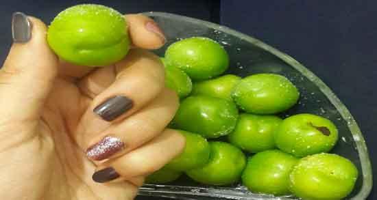 خواص آلوچه سبز چیست ؛ خاصیت درمانی خوردن آلوچه سبز برای سلامتی