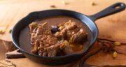 خواص گوشت آب پز ؛ روش پخت گوشت آب پز + زمان پخت گوشت بخارپز در زودپز